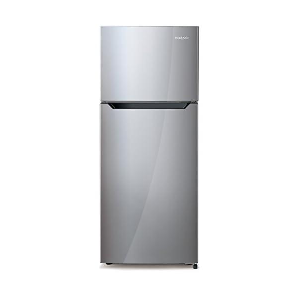 ハイセンス 冷凍冷蔵庫 120L HR-B12ASの商品画像