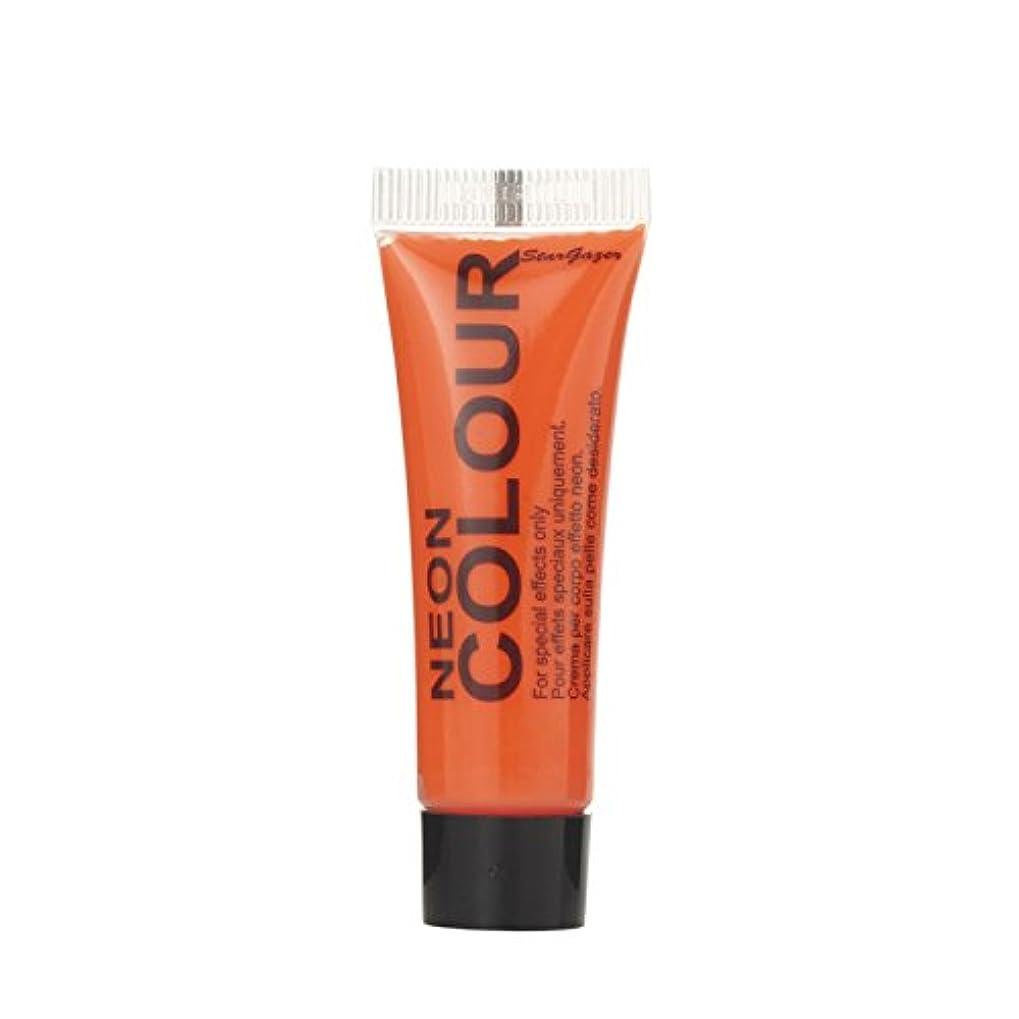 カバー一入植者アレス スターゲイザー ネオンペイント 10ml オレンジ(UV)
