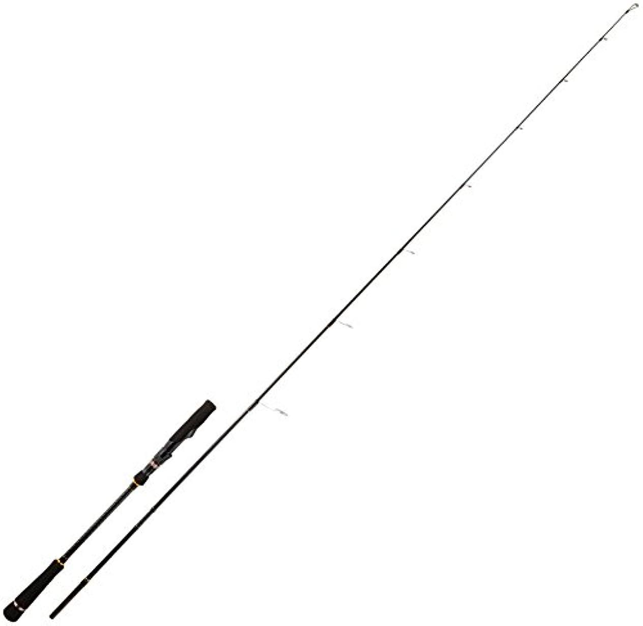 遊具隣接する事実メジャークラフト ライトジギングロッド スピニング 3代目 クロステージ スーパーライトジギング CRXJ-S64ML/LJ 6.4フィート 釣り竿