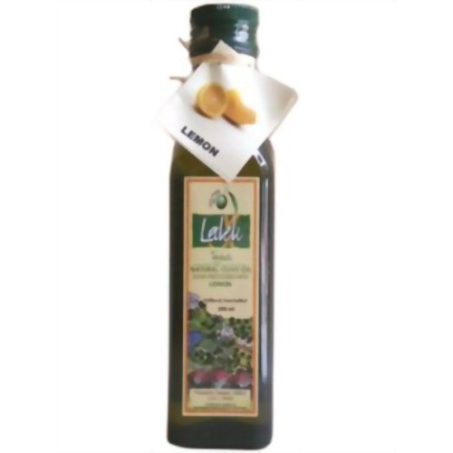 ラーレリ エキストラバージン オリーブオイル レモン 228g 250ml