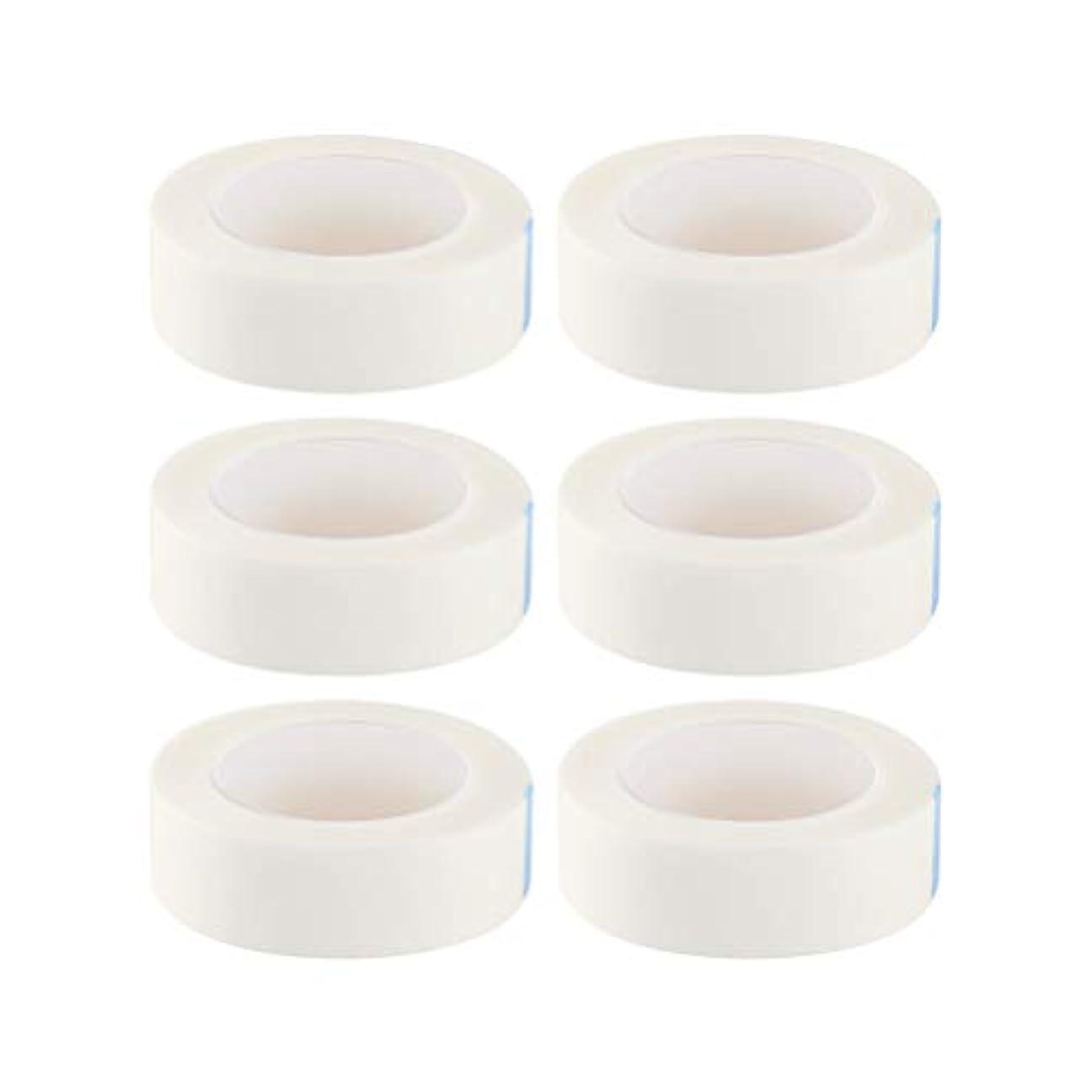 メーカー翻訳するまたねHealifty 12ロール まつげテープ まつげエクステ 不織布テープ 接着ステッカー  睫毛 エクステンション