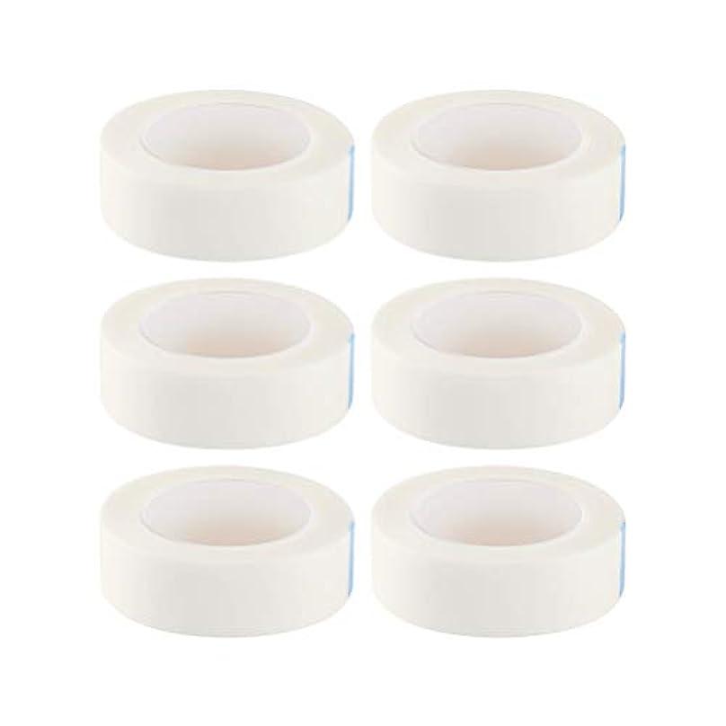 ペインティングペチコート神社HEALIFTY まつげ絶縁テープまつげエクステサロン用ロール12個入り(白)