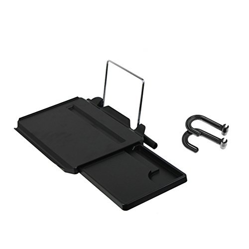 『第三世代最新バージョン』車載用テーブル ハンドルテーブル 簡易テーブル 折りたたみ式 サイドテーブ...