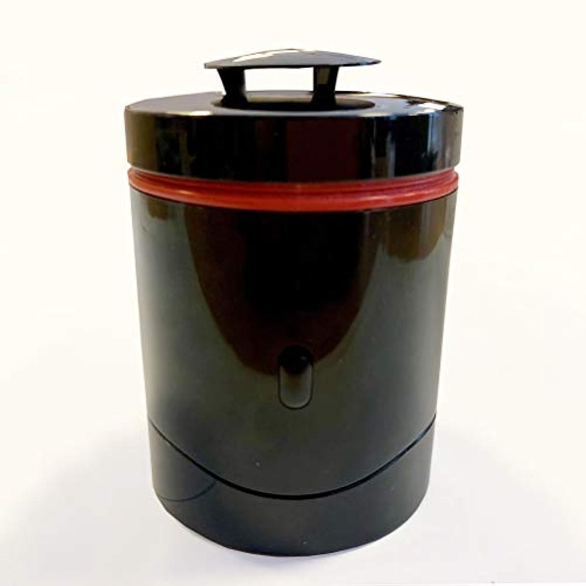 レンダリング波交渉する電子香炉kioka Black