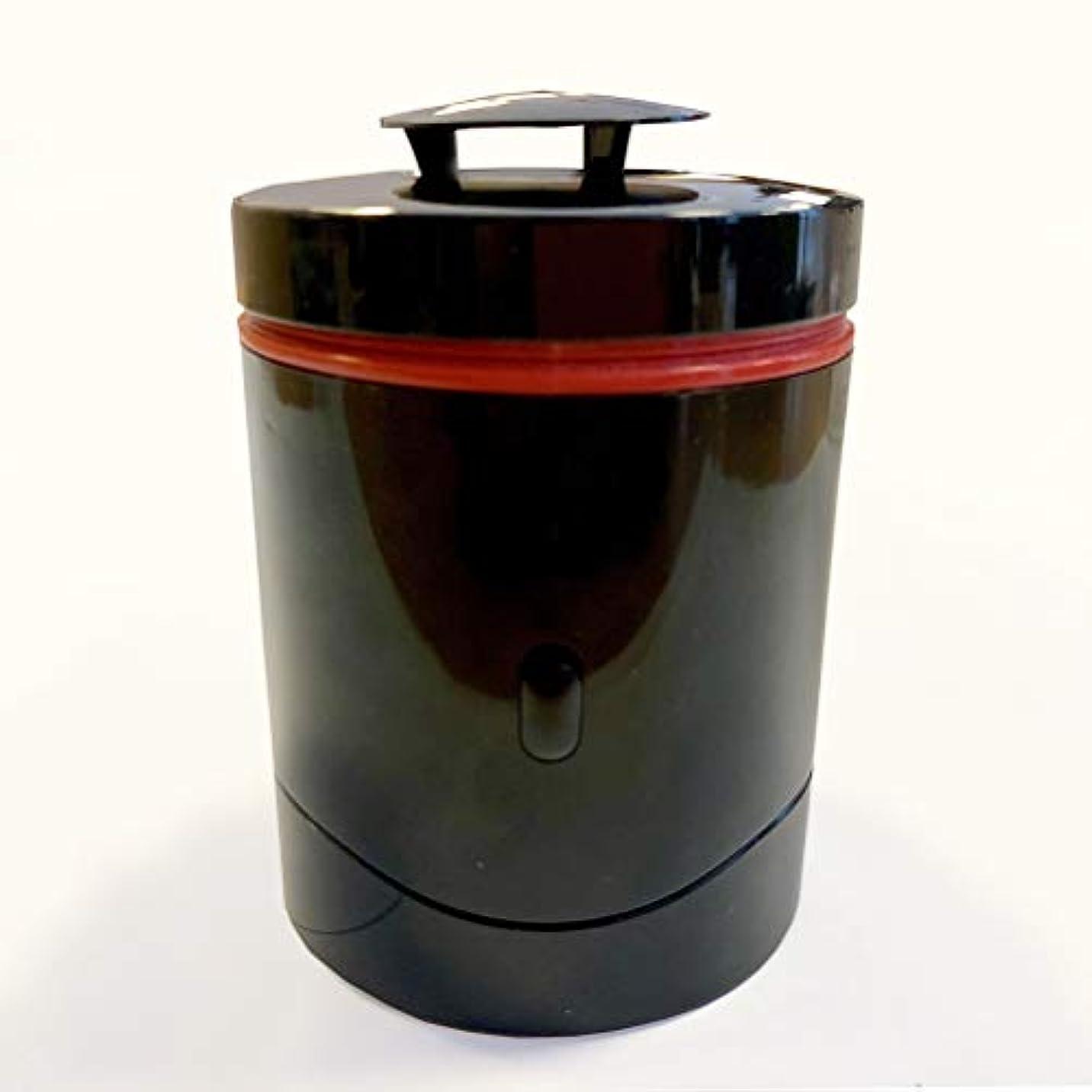 乱れ引き出す香り電子香炉kioka Black