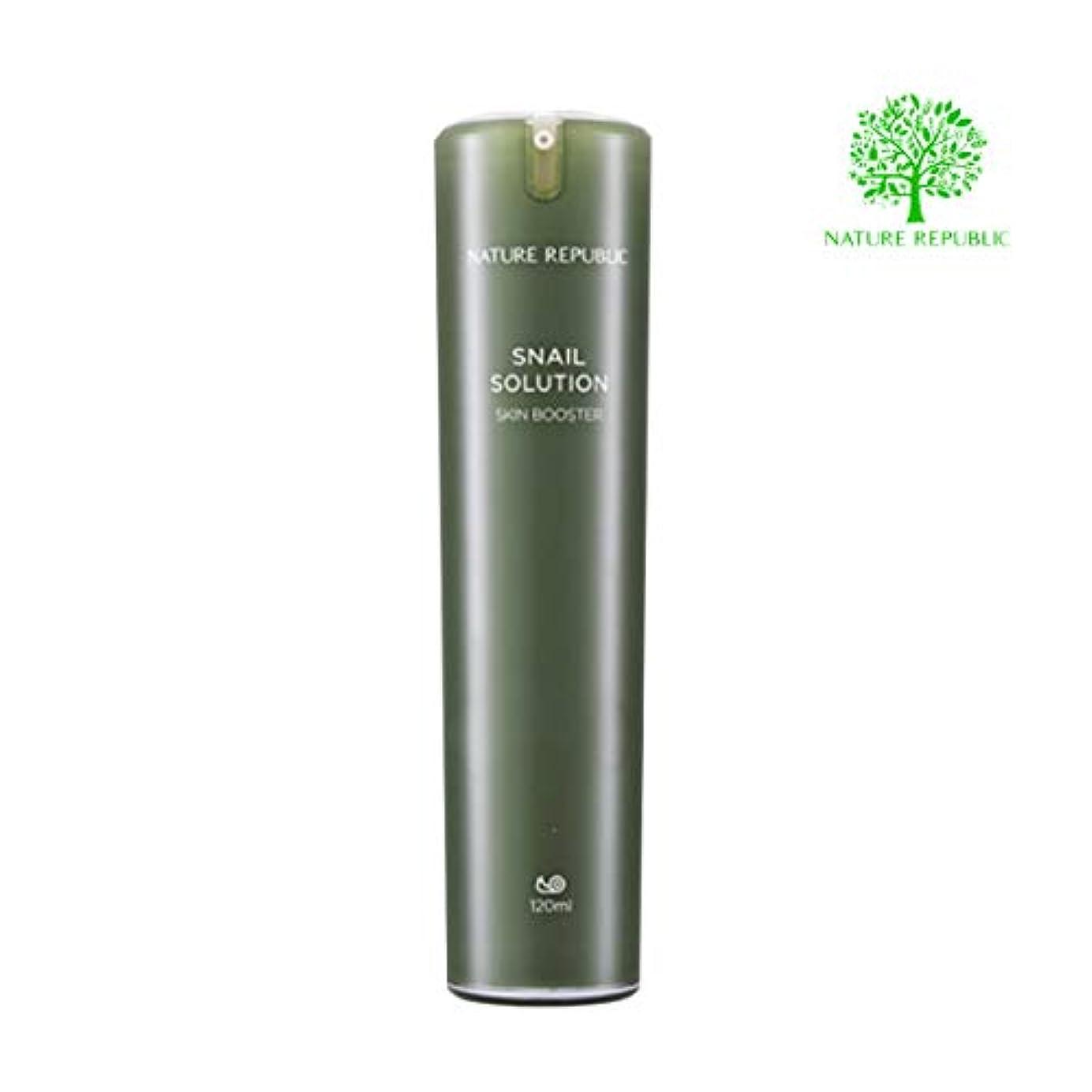 ゆでるユーモラス木製正規輸入品 NATURE REPUBLIC(ネイチャーリパブリック) S SOL スキン b 化粧水 120ml NK0227