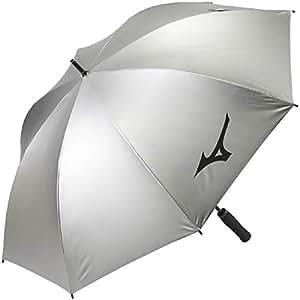 MIZUNO GOLF (ミズノゴルフ) ゴルフ傘 ミズノ 銀パラソル 軽量タイプ ユニセックス 5LJY192200 シルバー