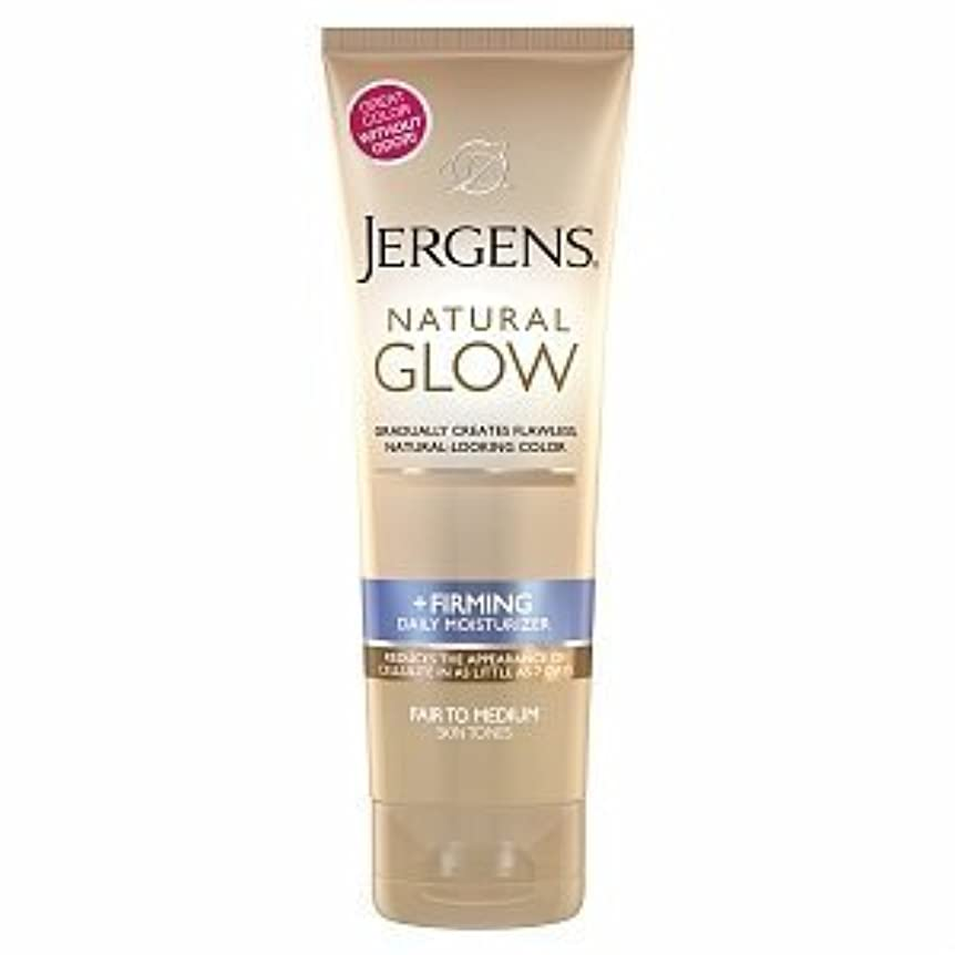 Natural Glow Firming Daily Moisturizer, Fair to Medium Skin Tone 7.5 fl oz (221 ml) (海外直送品)