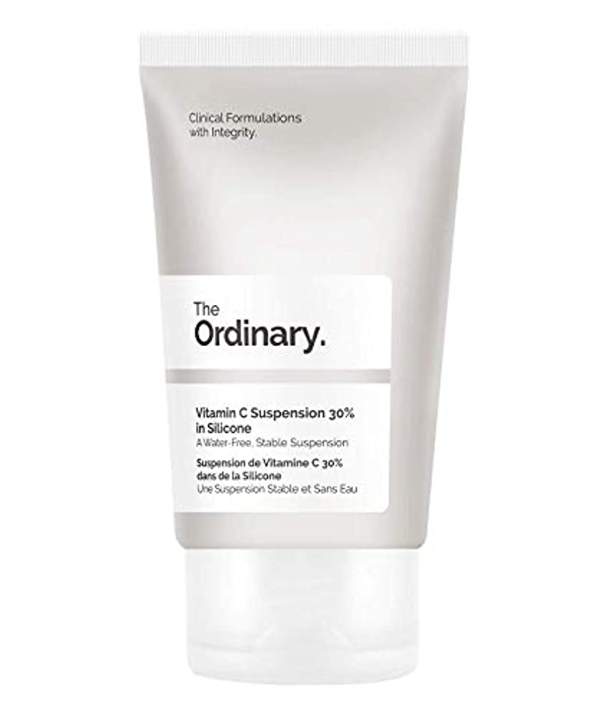 飛び込む欺ジェットThe Ordinary Vitamin C Suspension 30% in Silicone FULL SIZE 30ml
