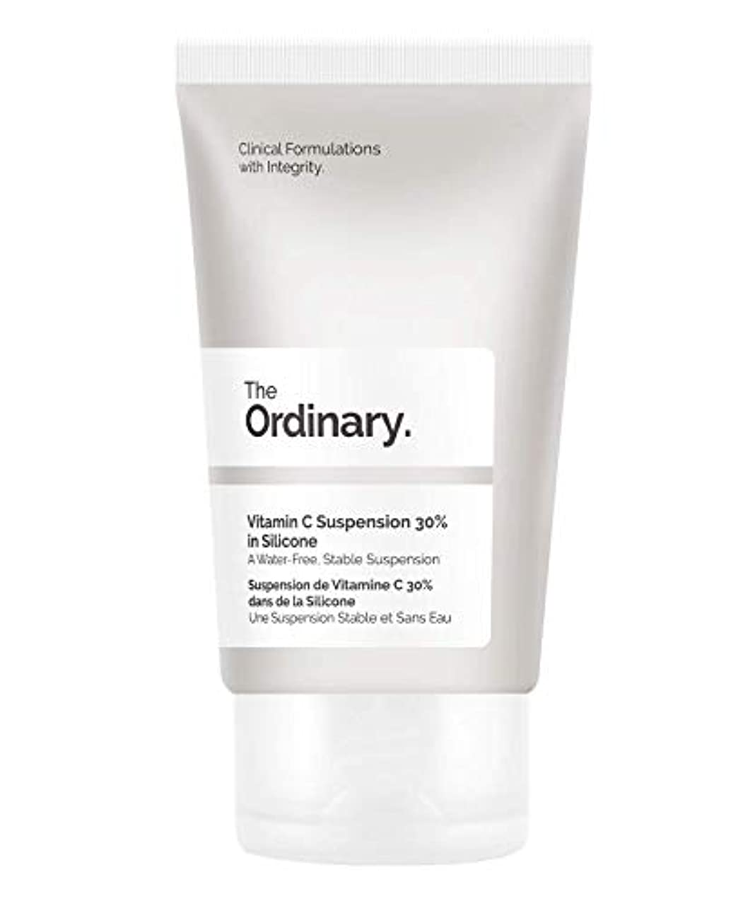 勉強する国通行料金The Ordinary Vitamin C Suspension 30% in Silicone FULL SIZE 30ml