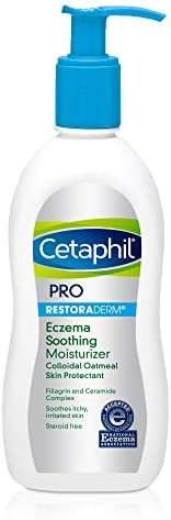 Cetaphil Pro Eczema Soothing Moisturizer Unscented