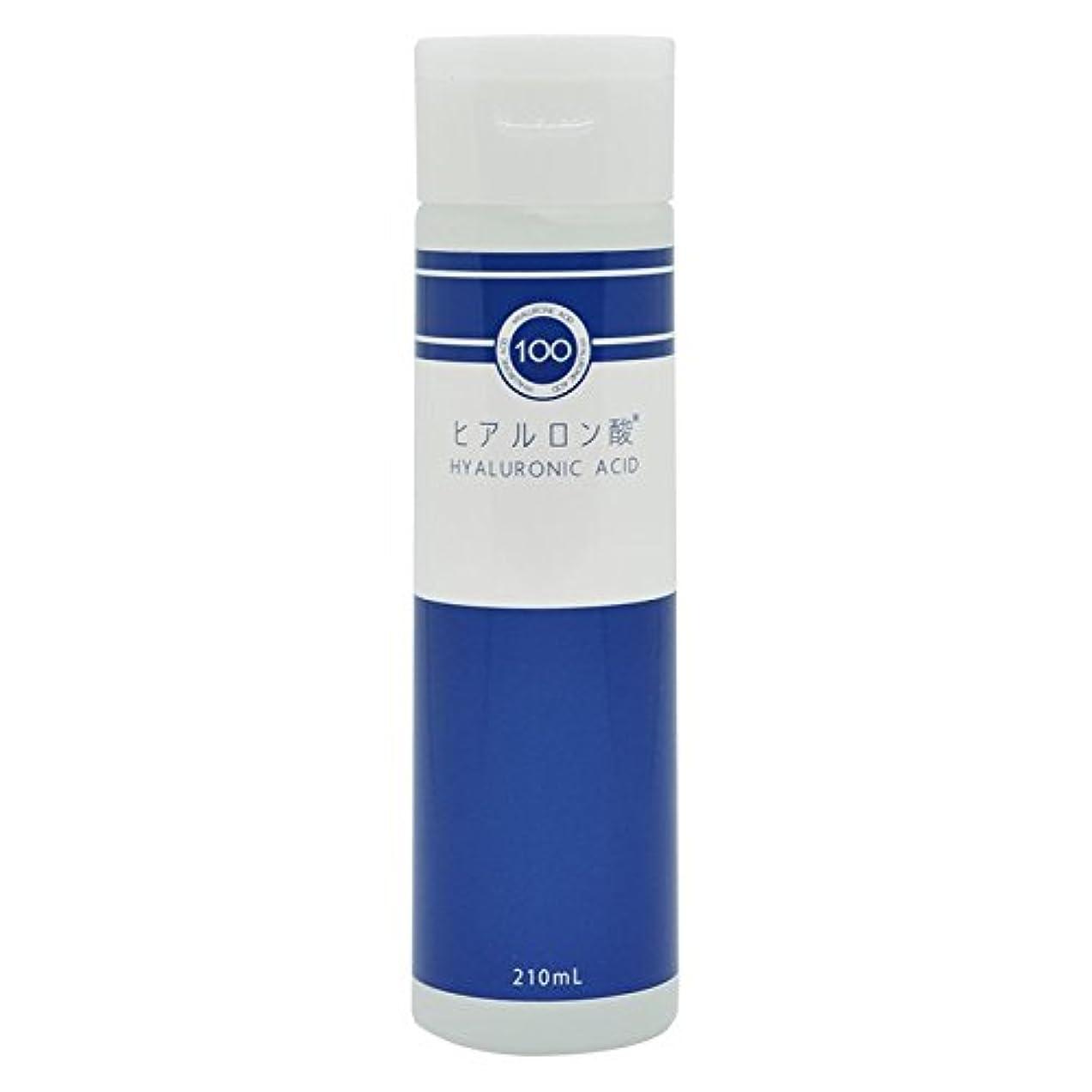 シェル理想的起きている日本製 高濃度ヒアルロン酸原液100% たっぷり 210ml 化粧水やシャンプーに混ぜて