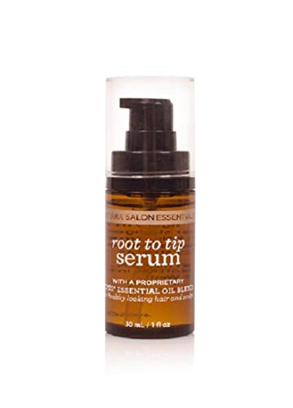 所持養う毛細血管doTERRA Salon Essentials Root to Tip Serum [並行輸入品]