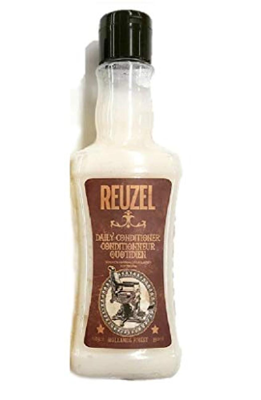 起きろ寝室を掃除するジャンクルーゾー REUZEL デイリーコンディショナー 1000ml