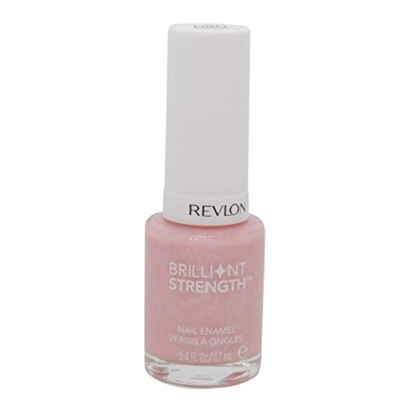 スーパーマーケット池メディカルREVLON BRILLIANT STRENGTH NAIL ENAMEL #080 ENCHANT