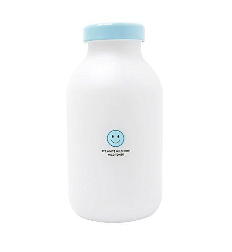 3CE WHITE MILQUIDRO MILD TONER/ホワイト ミルクィードロ マイルド トナー(300ml) [並行輸入品]
