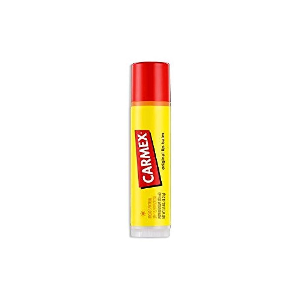 等しいゲートウェイかまど(6 Pack) CARMEX Original Flavor Sticks Original (並行輸入品)
