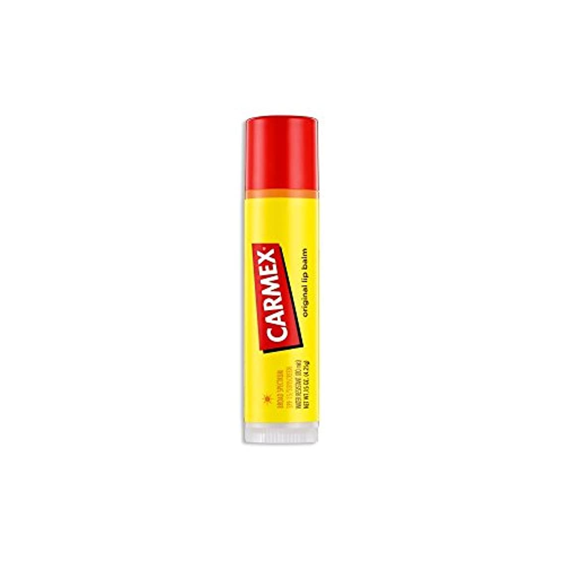筋研磨人類(3 Pack) CARMEX Original Flavor Sticks Original (並行輸入品)