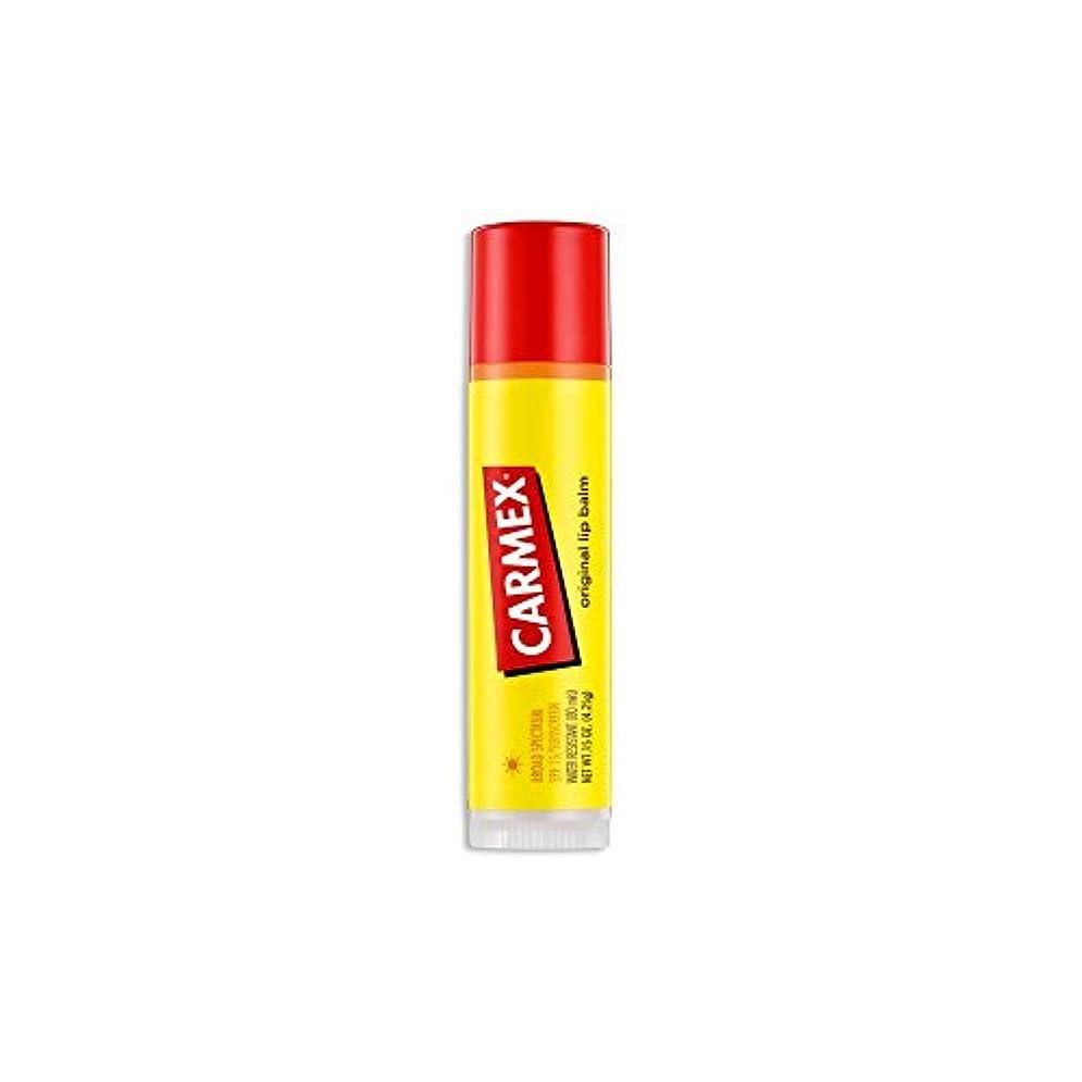 連結する予算祝う(3 Pack) CARMEX Original Flavor Sticks Original (並行輸入品)
