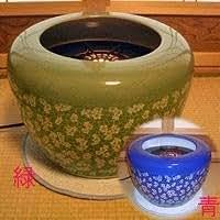 ハロゲンヒーター即暖「火鉢」