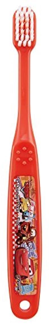 コールド再編成する仕事スケーター ハイクオリティ 歯ブラシ 園児用 カーズ Cars ディズニー TBH0