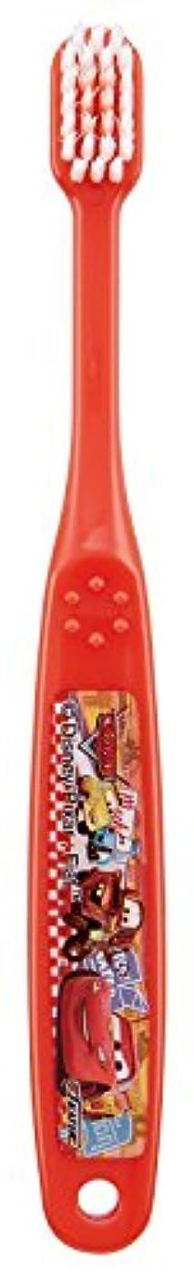 失効任命するとげスケーター ハイクオリティ 歯ブラシ 園児用 カーズ Cars ディズニー TBH0
