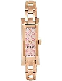 ed05fb775322 [グッチ]時計 GUCCI G-LINK Gリンク レディース腕時計ウォッチ 選べるカラー ゴールド