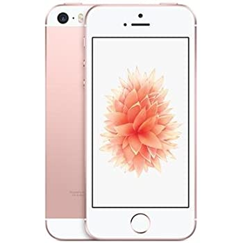 Apple SoftBank iPhone SE A1723 (MLXN2J/A) 16GB ローズゴールド