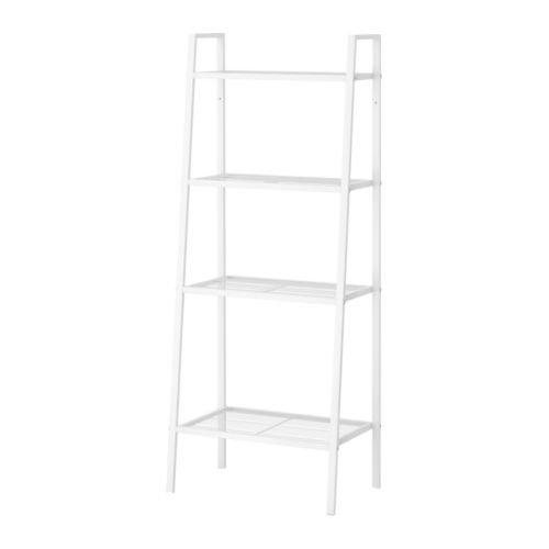 LERBERG シェルフユニット/ホワイト イケア IKEA