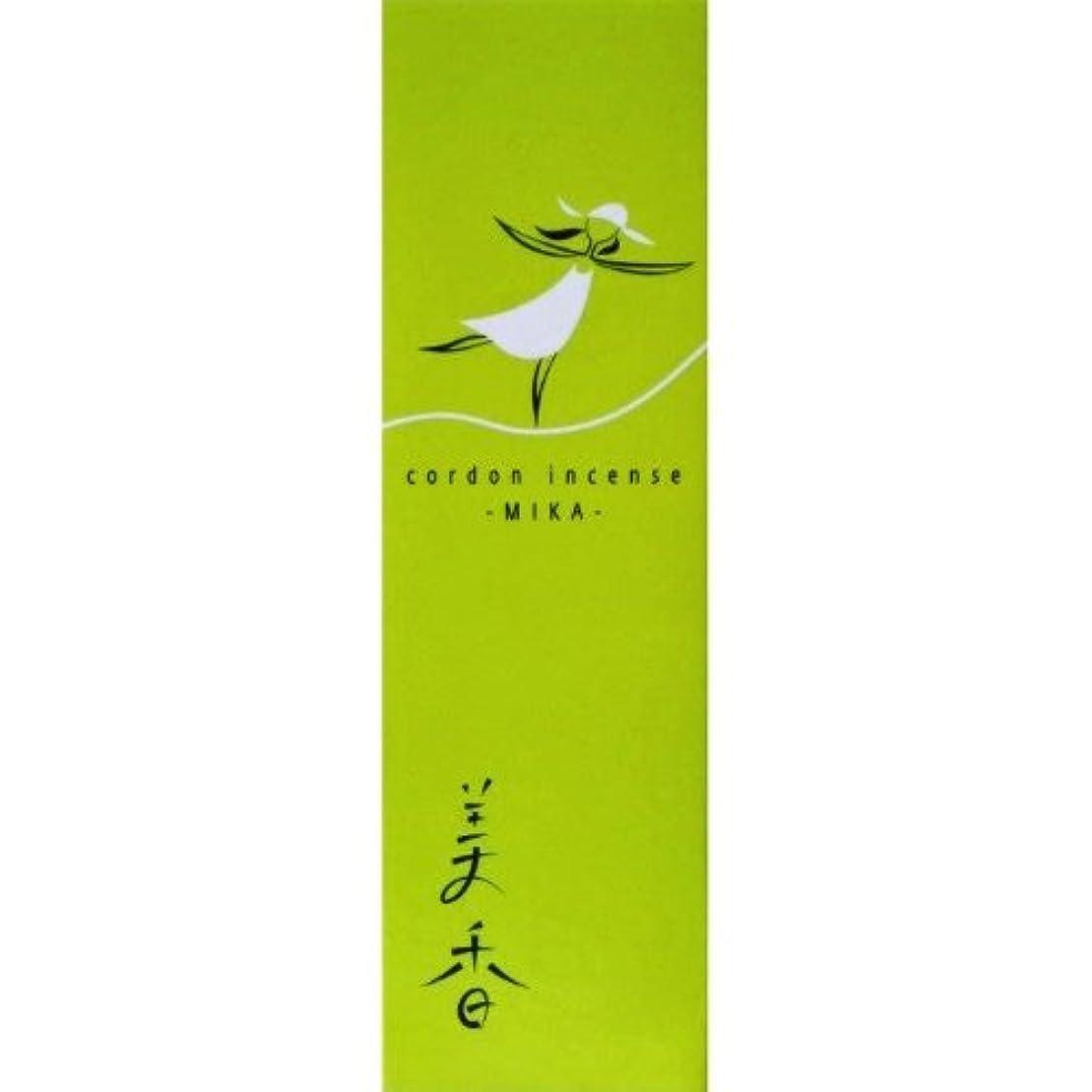 燃料汚染された突然薫寿堂 紙のお香 美香 草原の輝き