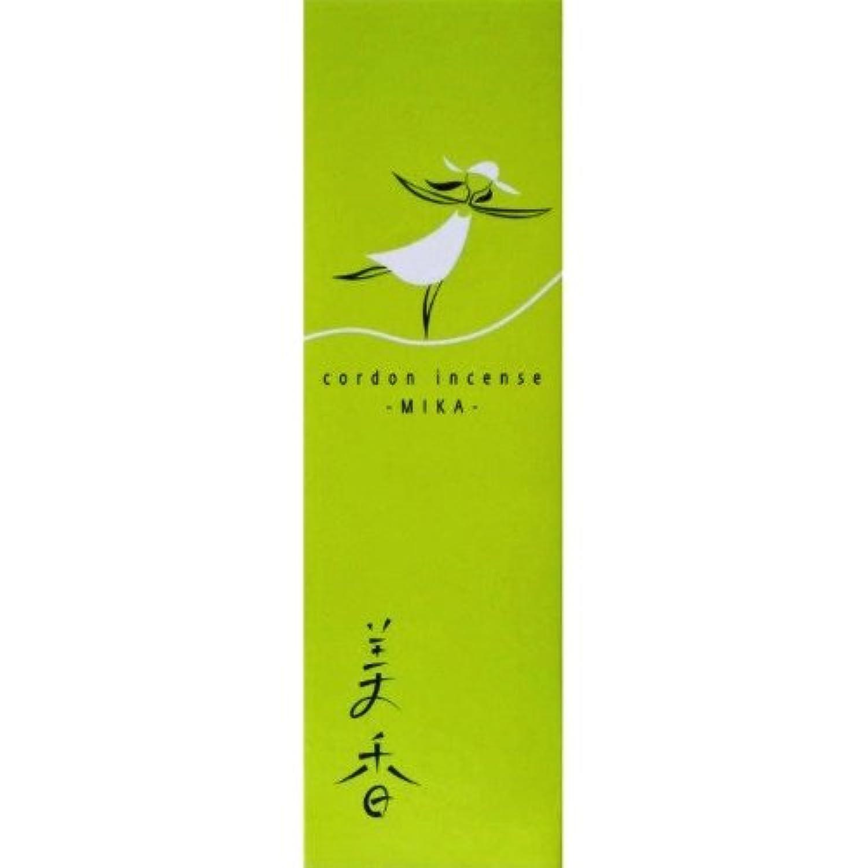 薫寿堂 紙のお香 美香 草原の輝き