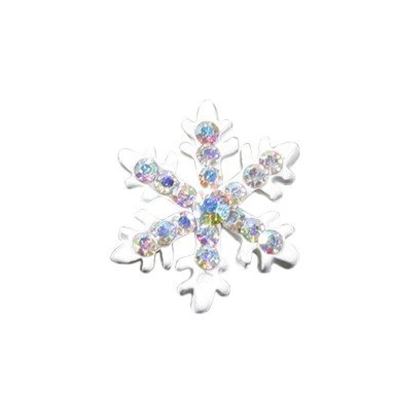 ほこりランプ巨大なクレア キラキラ スノーフレイク ホワイト オーロラ