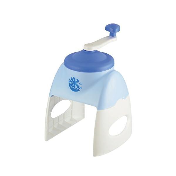 パール金属 かき氷器 ブルーハワイ 製氷 カップ...の商品画像