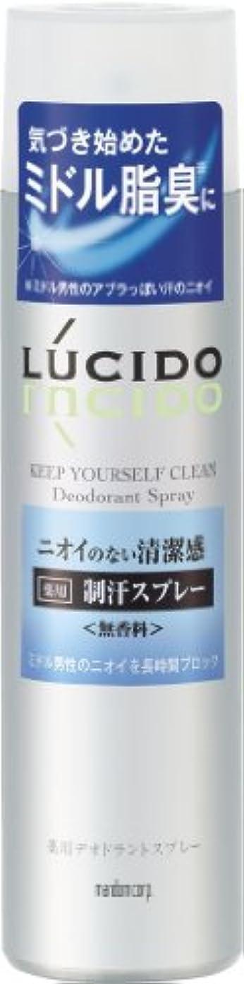 食欲接続された映画LUCIDO (ルシード) 薬用デオドラントスプレー (医薬部外品) 150g
