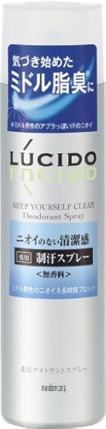 栄光の対応するペーストLUCIDO (ルシード) 薬用デオドラントスプレー (医薬部外品) 150g
