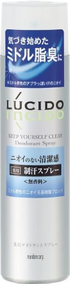 周囲矢じり化粧LUCIDO (ルシード) 薬用デオドラントスプレー (医薬部外品) 150g