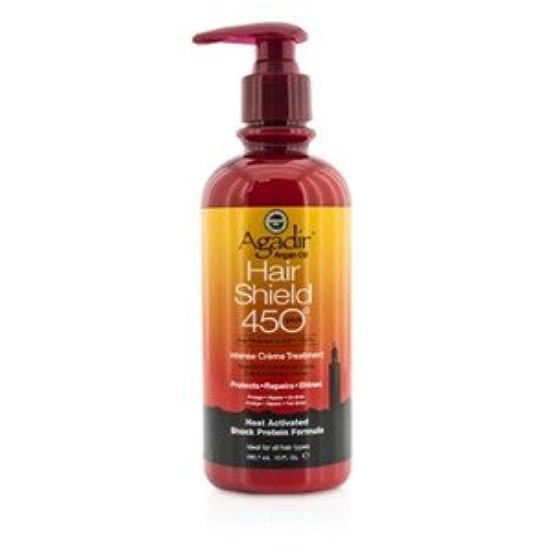 回復ツーリストオフセットアガディール(Agadir) ヘア シールド 450 プラス インテンス クリーム トリートメント(For All Hair Types) 295.7ml/10oz [並行輸入品]