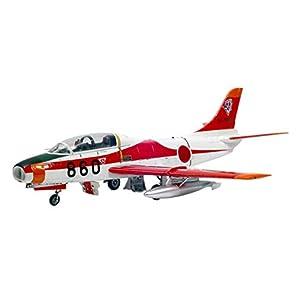 プラッツ 1/72 航空自衛隊 T-1B ジェット練習機 プラモデル AC-22