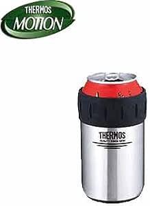 THERMOS ジャストフィット缶クーラー JCB-350 SBK