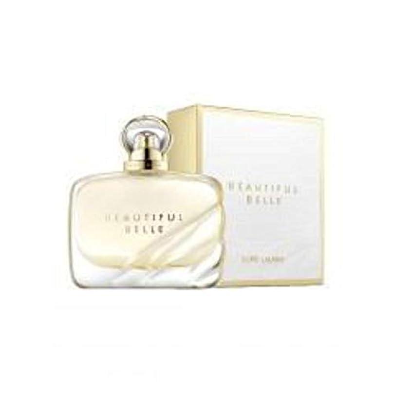 モットー傾いた弓Estee Lauder Beautiful Belle 50 ML Eau de Parfum