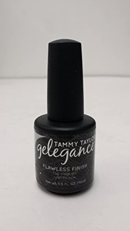 アテンダント付属品まともなTammy Taylor - Gelegance Flawless Finish - 0.5 Oz / 15 mL