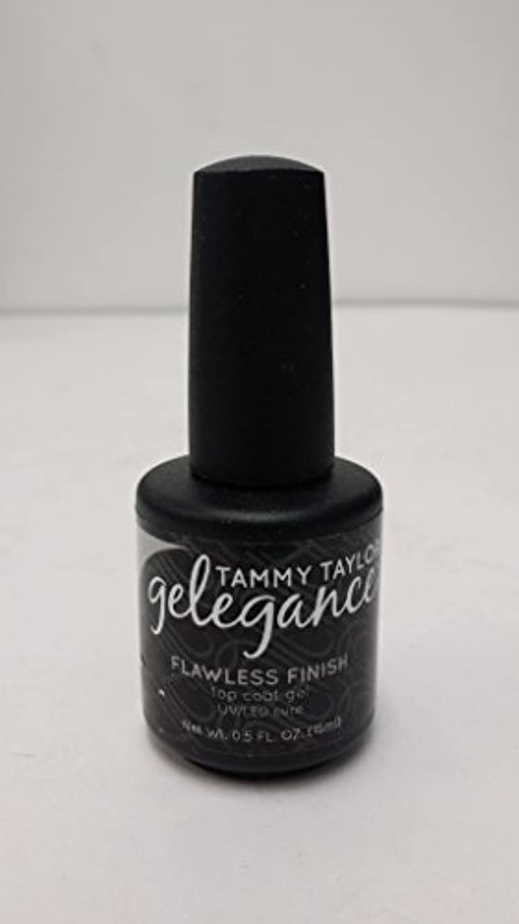 概して状進行中Tammy Taylor - Gelegance Flawless Finish - 0.5 Oz / 15 mL