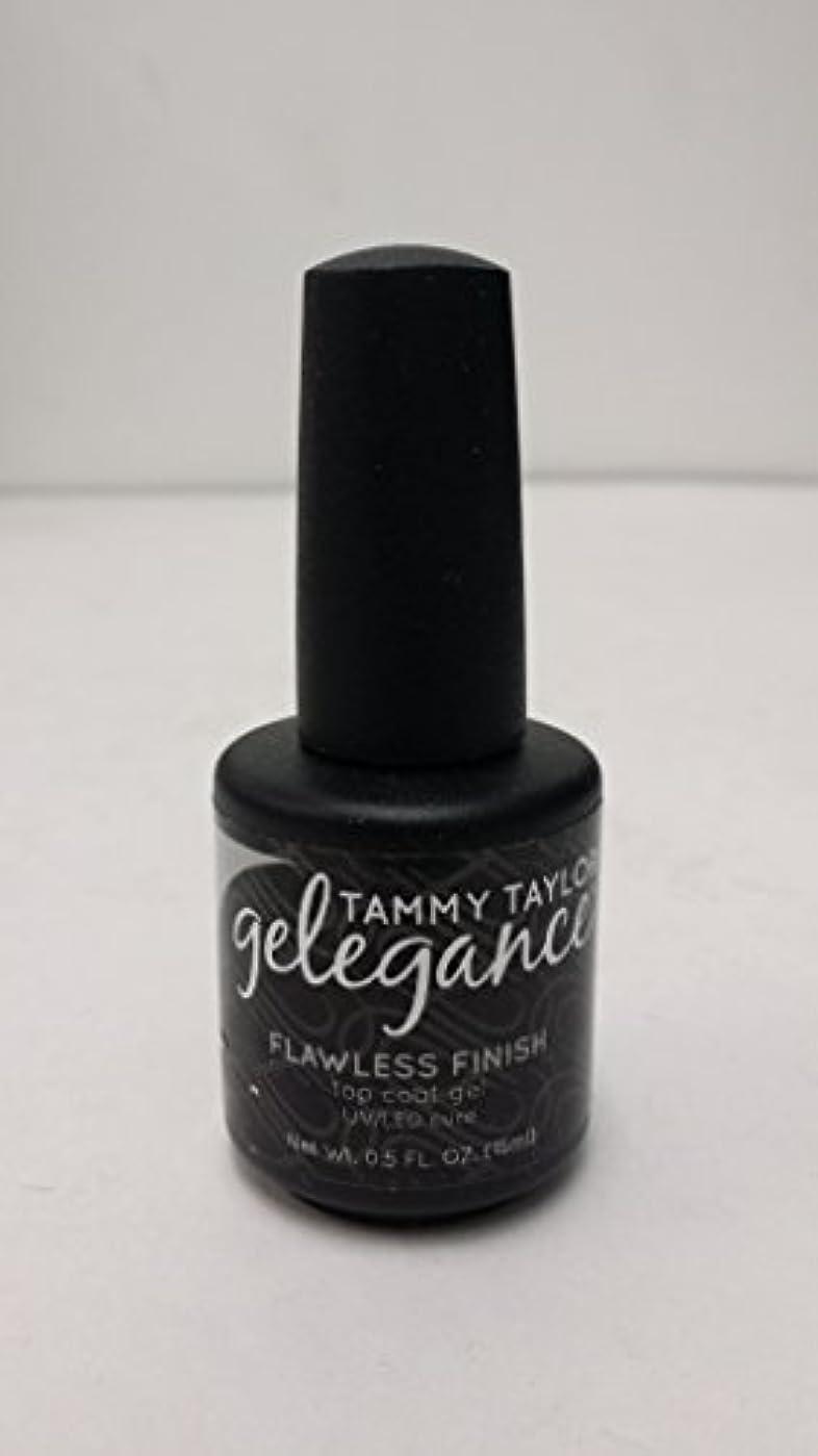 メイド韓国違反Tammy Taylor - Gelegance Flawless Finish - 0.5 Oz / 15 mL