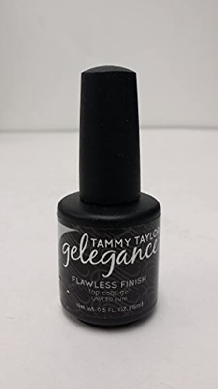 見える破滅的な放棄Tammy Taylor - Gelegance Flawless Finish - 0.5 Oz / 15 mL