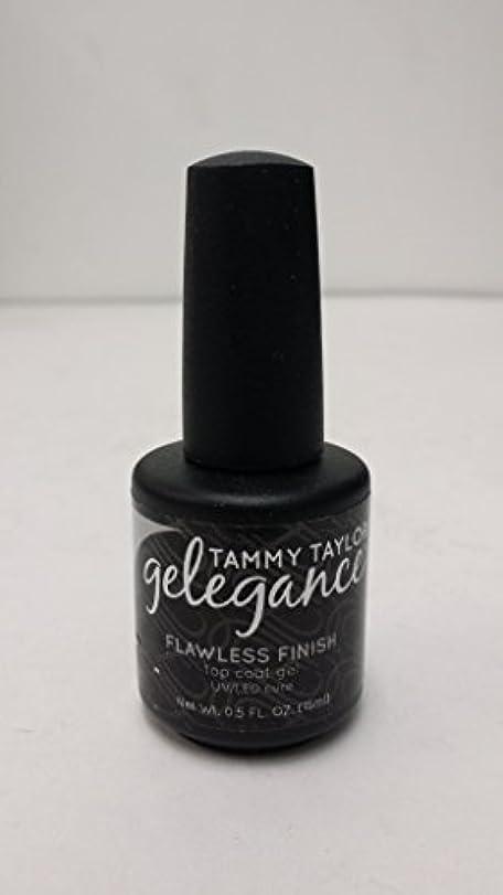 多年生ひまわりペルソナTammy Taylor - Gelegance Flawless Finish - 0.5 Oz / 15 mL