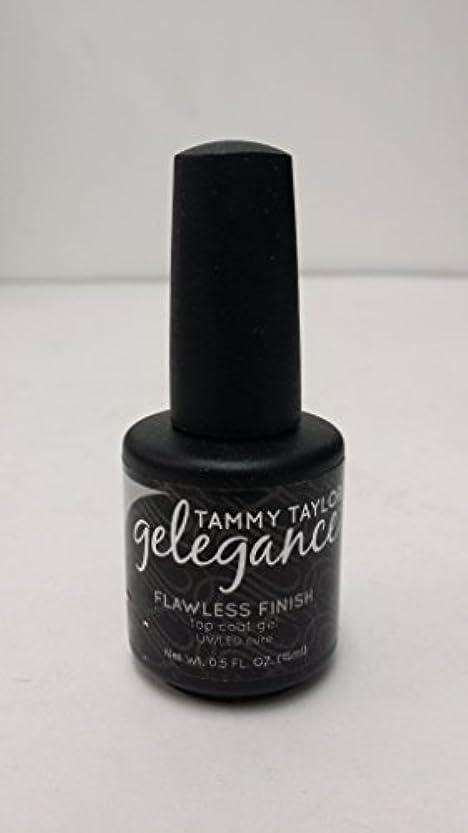 推進鼻厳Tammy Taylor - Gelegance Flawless Finish - 0.5 Oz / 15 mL