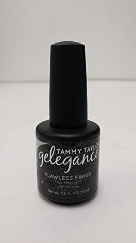 住所想像する照らすTammy Taylor - Gelegance Flawless Finish - 0.5 Oz / 15 mL
