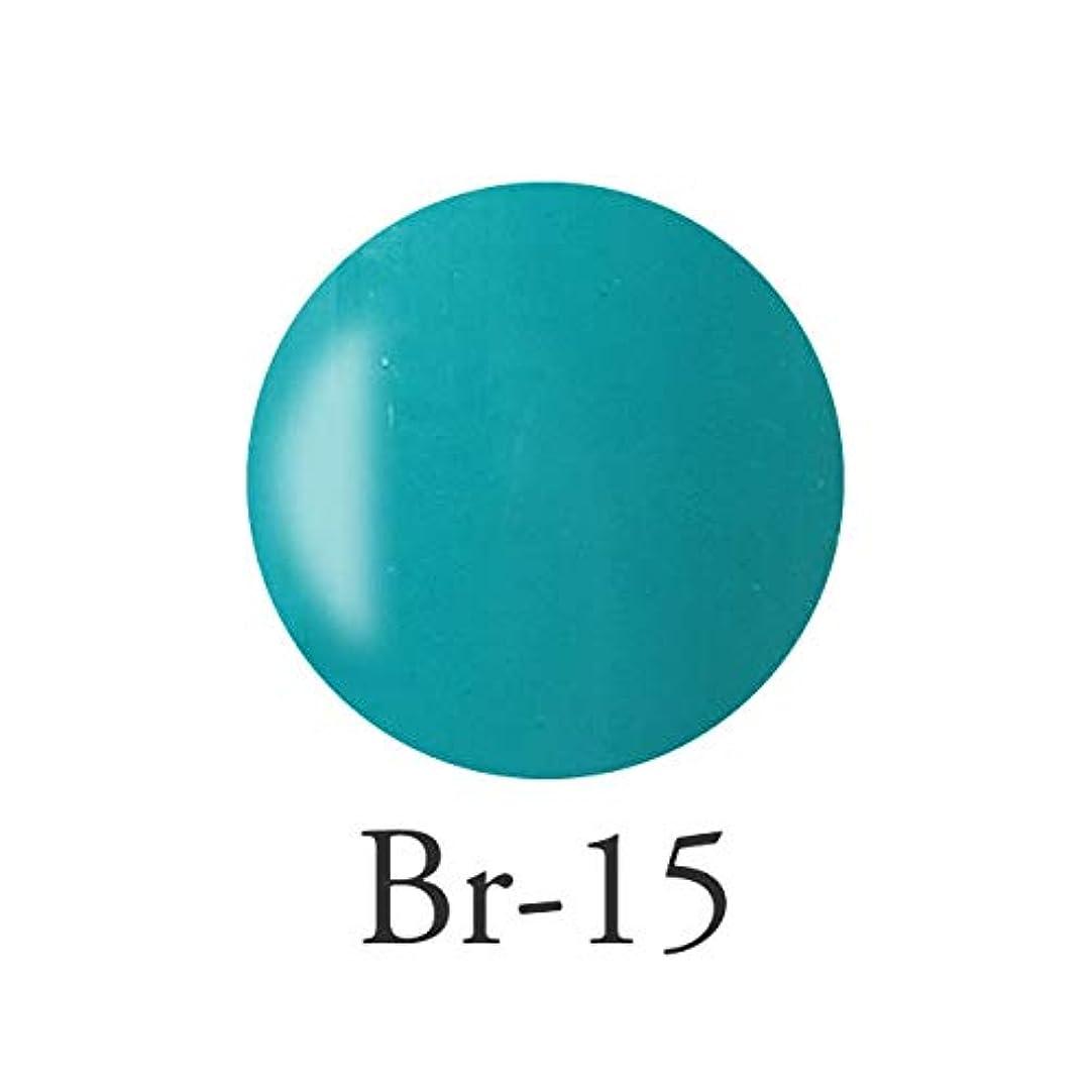定期的に振動するマウントバンクエンジェル クィーンカラージェル ジョエルブルー Br-15 3g