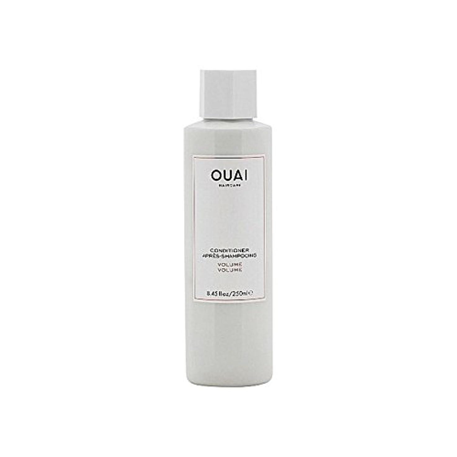 Ouai Volume Conditioner 250ml - ボリュームコンディショナー250 [並行輸入品]