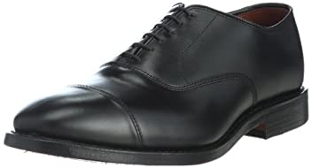 Allen Edmonds Park Avenue: Black 5615